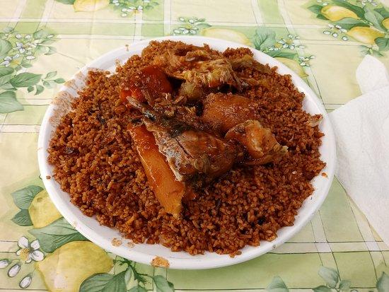 Ngor, Senegal: Thiep Bou Djeun