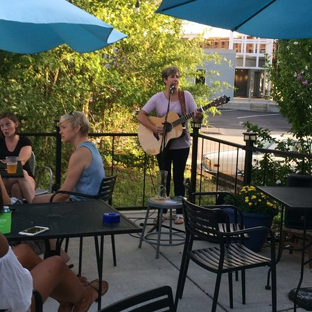 Beerthirty: Live music on the patio