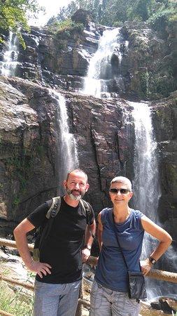 Western Province, سريلانكا: Ramboda Falls