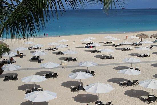 Bucuti & Tara Beach Resort Aruba: view from Tara Suites