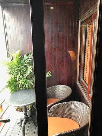 Small Sit Out Picture Of Athena Cruise Hanoi Tripadvisor