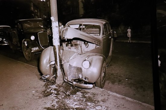 Justice & Police Museum: Another accident or ...