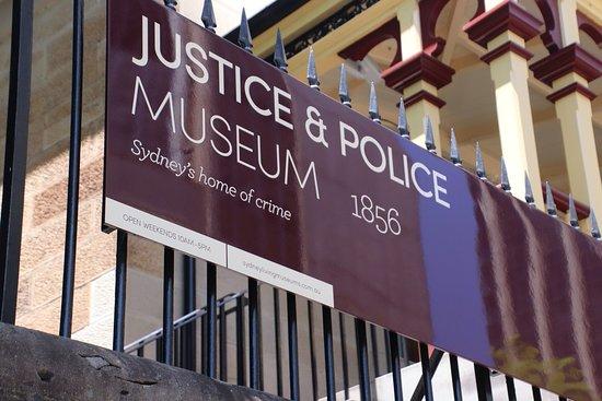 Justice & Police Museum