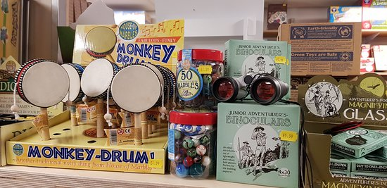 Crafty Toys and More - Picture of Silly Billy's Toy Shop
