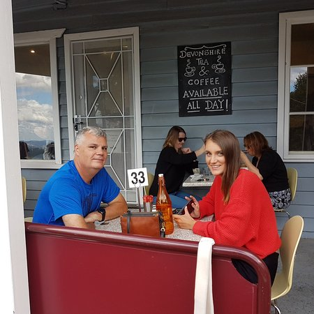 Kalorama, Австралия: Destiny Point Cafe