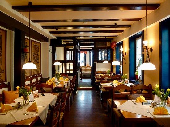 Restaurant Ratsschänke: Festlich zu Ostern...