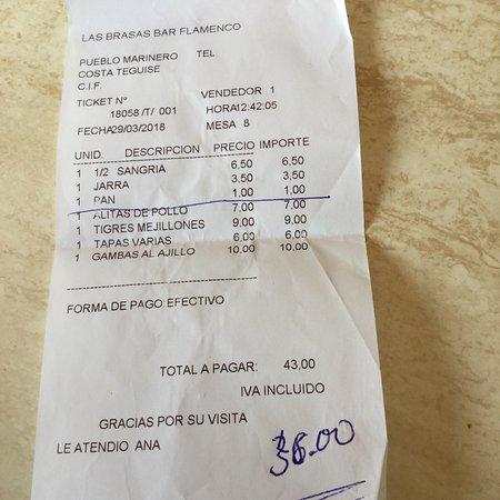 Las brasas flamenco bar : photo0.jpg