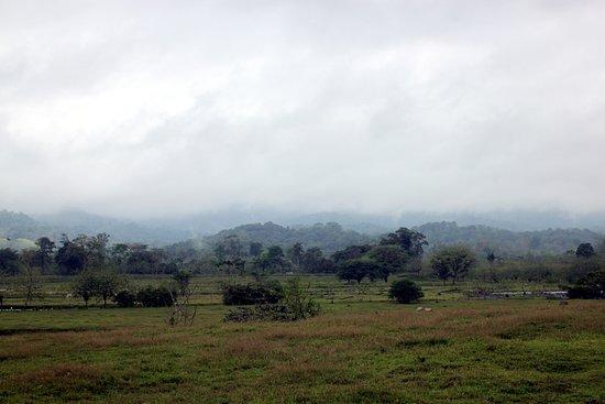 Национальный парк Вулкан Тенорио, Коста-Рика: Scenery around Rio Celeste