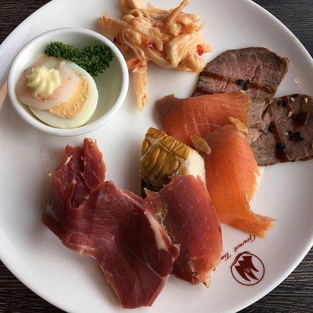 Gourmet Tempel: Ein tolles Essen was einem geboten wird. Immer wieder gerne.