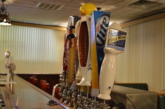 Bradley Beach, NJ: Craft Beers on Tap