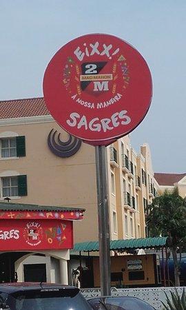 Sagres Shellfish Restaurant: Restaurante SAGRES