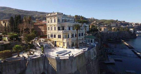 Villa La Terrazza An Extraordinary Property In Sorrento