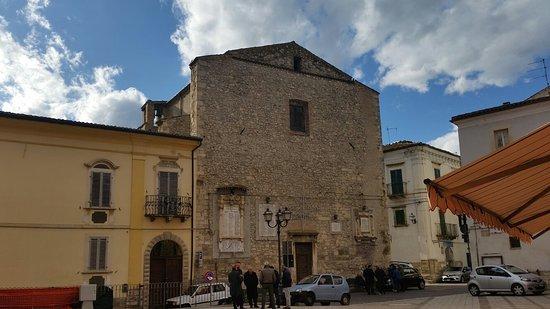 Manoppello, Italie : Chiesa di San Pancrazio