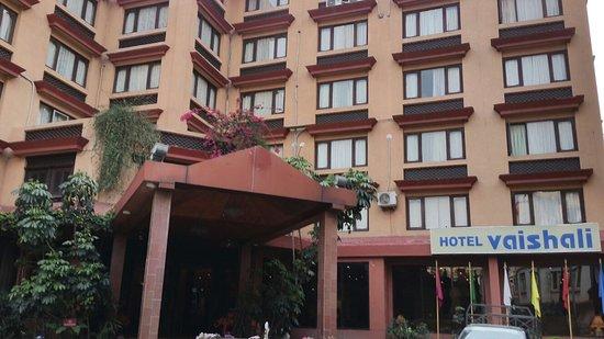 Hotel Vaishali: Très sympa et très propre.
