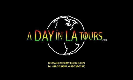 A Day in LA Tours: card