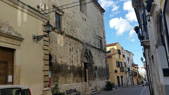 Manoppello, Italie : Chiesa di San Nicola di Bari