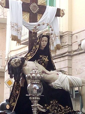 """Chiesa di Santa Maria Consolatrice degli Afflitti vulgo """"Purgatorio"""""""