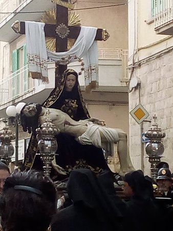 """Molfetta, อิตาลี: Chiesa di Santa Maria Consolatrice degli Afflitti vulgo """"Purgatorio"""""""