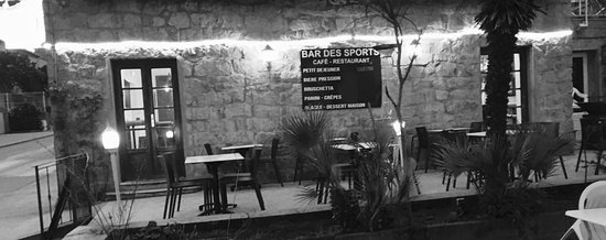 Restaurant bar des sports