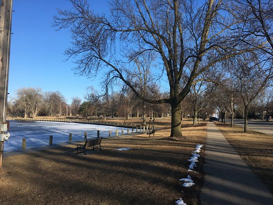 Neenah, WI: Riverside Park