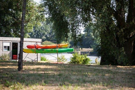 La Suze-sur-Sarthe, ฝรั่งเศส: Base de Fillé