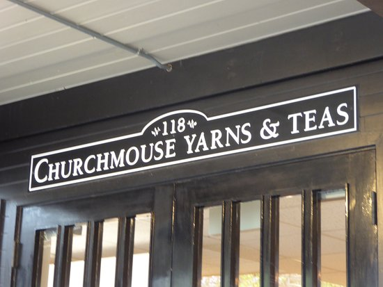 ‪Churchmouse Yarns & Teas‬