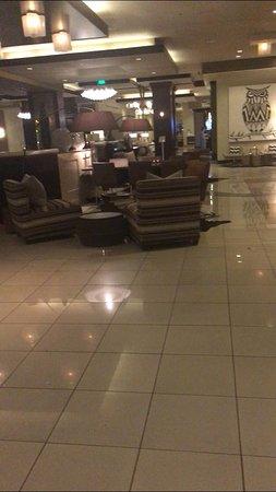 Renaissance Phoenix Downtown Hotel : Gorgeous lobby
