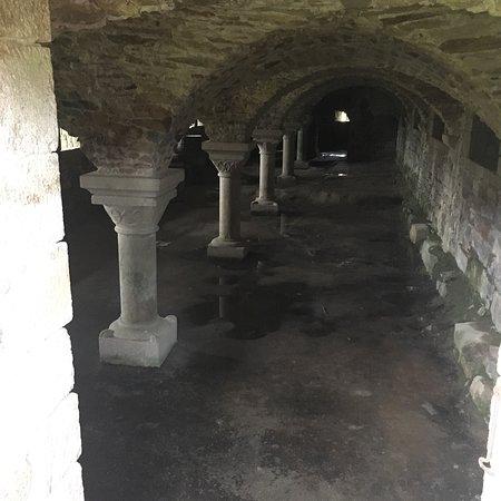 Abbaye de La Lucerne: endroit magnifique