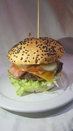 Burger Comic Picture Of Burger Comic Estepona Tripadvisor