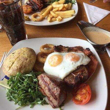 Nice Pub Food In Lancashire