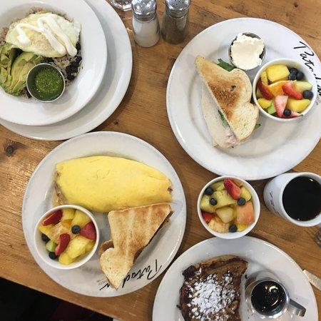 Cafe Patachou Downtown Menu