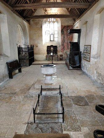 נורטון סנט פיליפ, UK: Farleigh Hungerford Castle