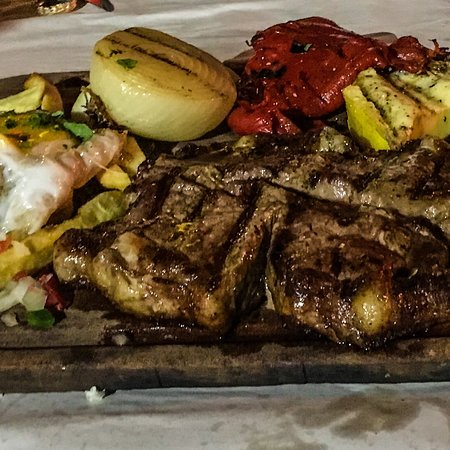 Las Cabras: The food here is great. Our steak was perfectly cooked and delicious. I'd return in a heartbeat.