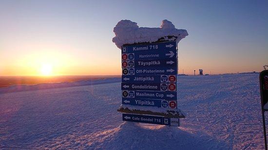 Yllas Ski Resort