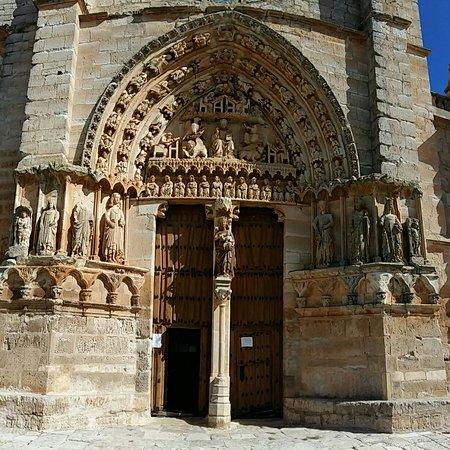 Sasamon, Hiszpania: Iglesia de Santa María La Real