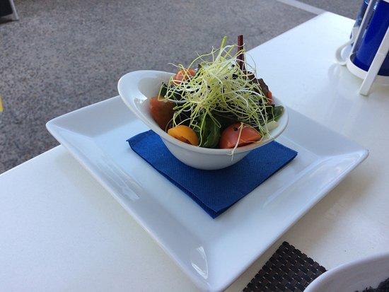 Kingfisher Restaurant: Beilagensalat