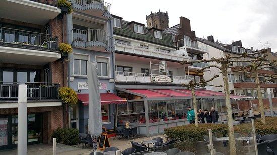 Emmerich, Niemcy: Rheinpromenade