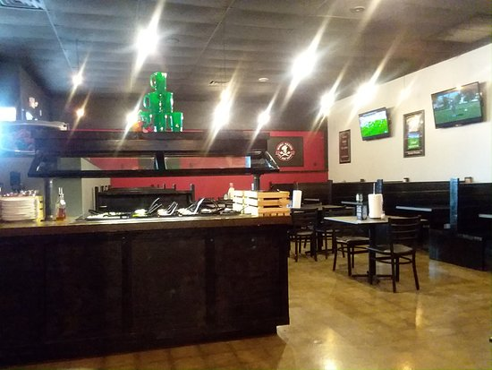 Portland, IN: Salad Bar and other choices