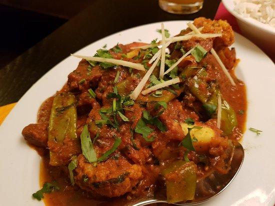 Himal Nepal Kitchen: 01.04.2018 Abendessen