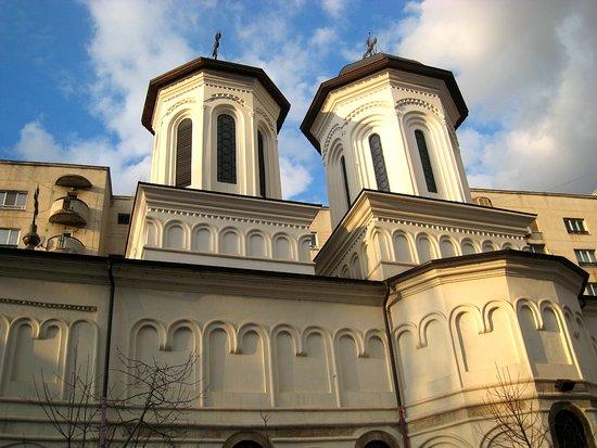 Apostles' Church - Biserica Sfintii Apostoli