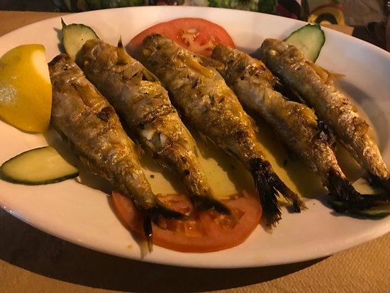 Ambrosia: fish dish