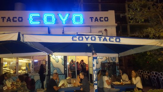 coyo taco miami 2320 nw 2nd ave restaurant bewertungen