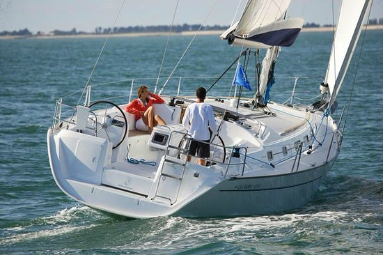 Volos, Greece: Beneteau Cyclades 43.7
