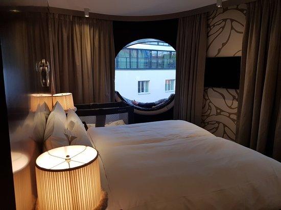 Hotel Topazz: 20180324_173947_large.jpg