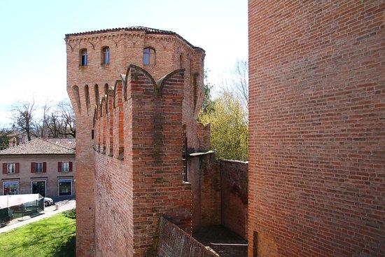Castello di Formigine: veduta