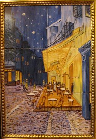 Grand Cafe Van Gogh Menu