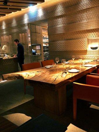 Zuma picture of zuma rome tripadvisor for Gucci hotel dubai