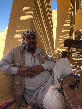 Egypt Tailor Made Day Tours: Mr. Mahouad
