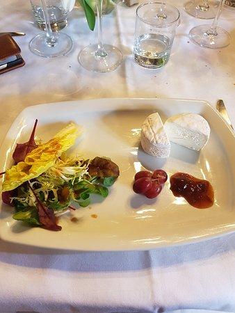 Restaurant de l'hotel le Laurier照片