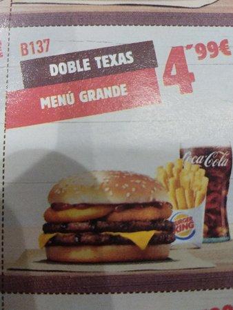 Burger King Vicar